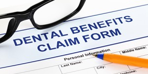 dental benefits claim forms Dr. Joe Thomas Dentistry