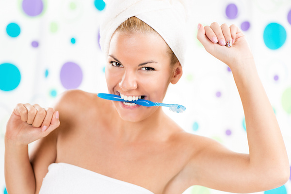 Toothbrush, brushing teeth Dr. Joe Thomas Dentistry