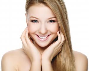 girl with pretty smile Dr. Joe Thomas Dentistry