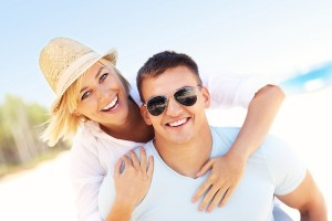 Bright smiles at the beach, Dr. Joe Thomas Dentistry
